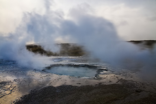 Hveravellir Iceland Blog