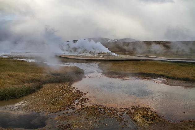 Iceland Guide Hveravellir