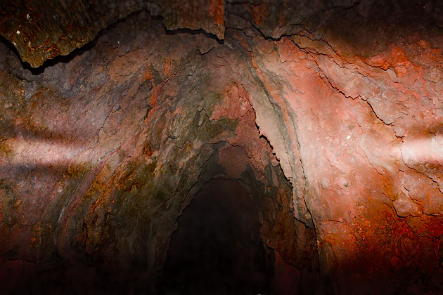 Magma Tunnel