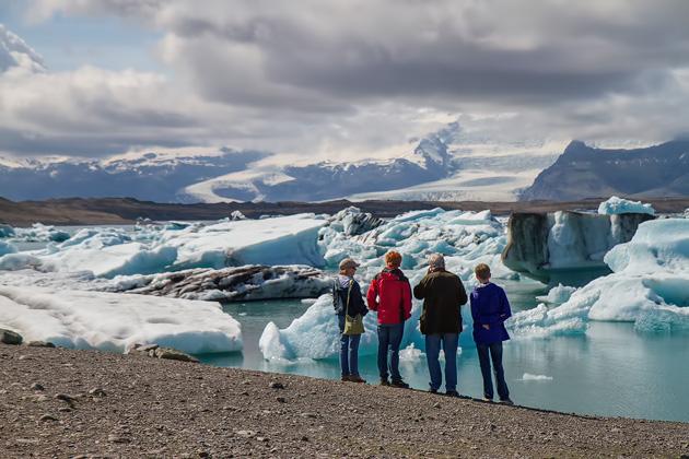 Iceland Tour Glacier Lagoon