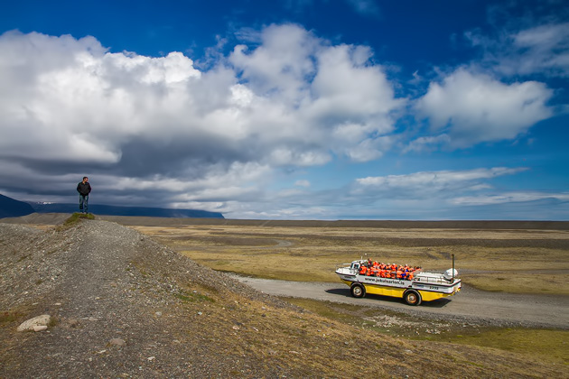 Duck Tour Iceland