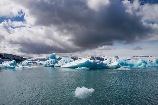 Glacier Lagoon 2013