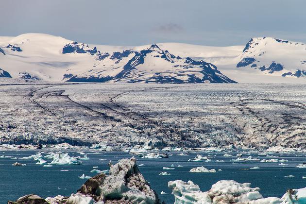 Glacier Blog