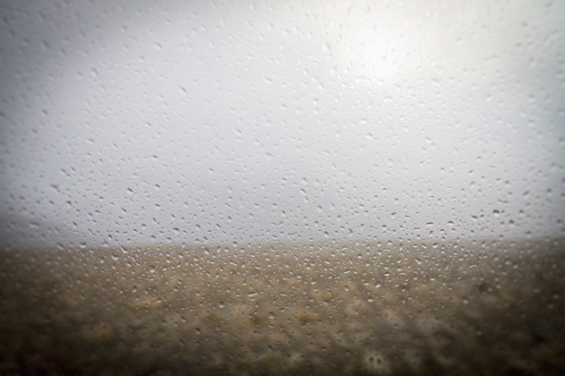 Rain IN Iceland