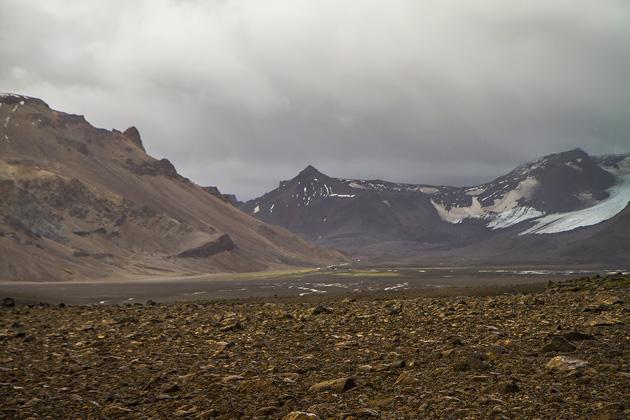 Iceland Interior Roads