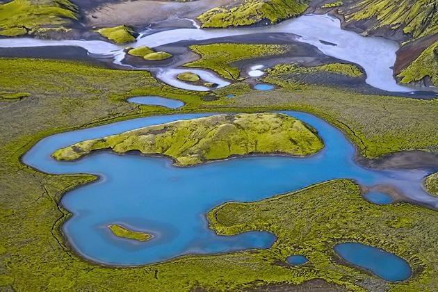 Strange Landscapes Iceland