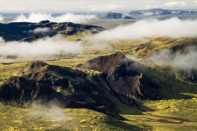 Iceland Scenic Flight