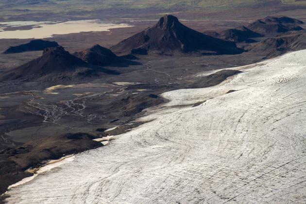 Glacier Landscape Iceland