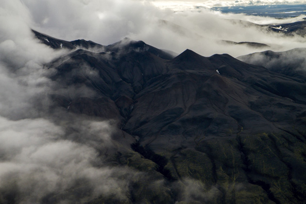 Misty Iceland