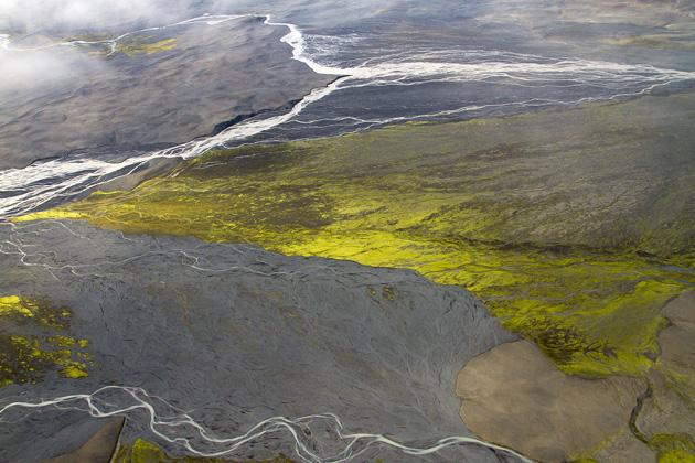 Bizarre Landscapes Iceland