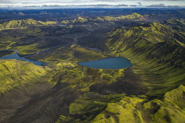 Scenic Flight Iceland