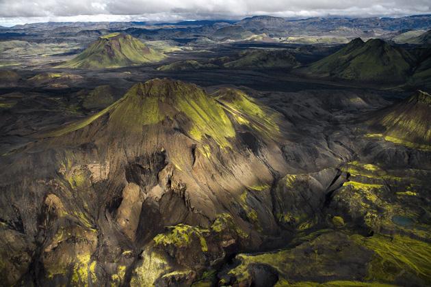 Light Play Iceland Landscapes