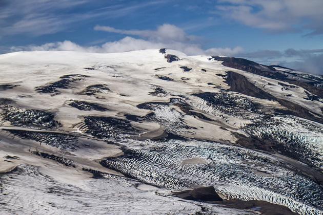 Glacier Landscapes Iceland