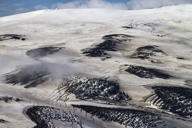 Glacier Clouds