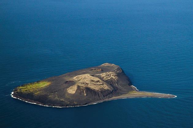 Surtsey Island