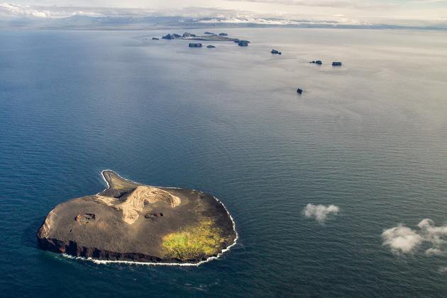 Surtsey Iceland
