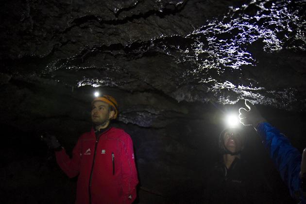 Lava Tour Cave Iceland