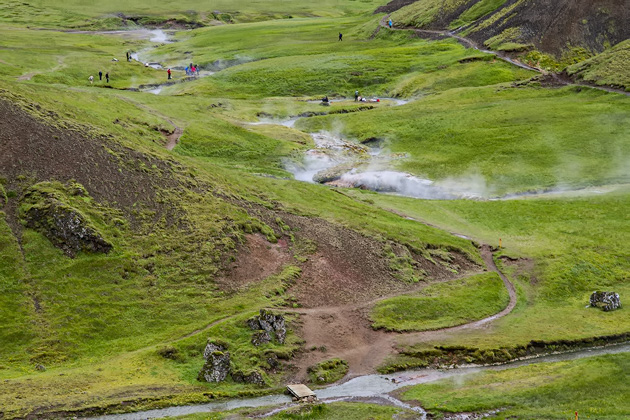Tours Iceland Hot Springs