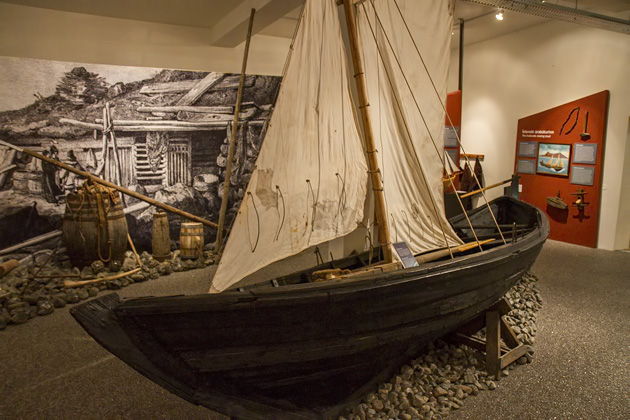 Boat Museum Iceland
