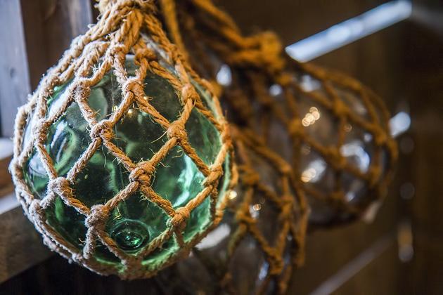 Fishermen Glass Balls
