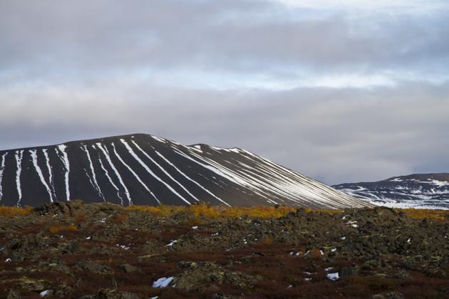 Huge Vulcano Iceland