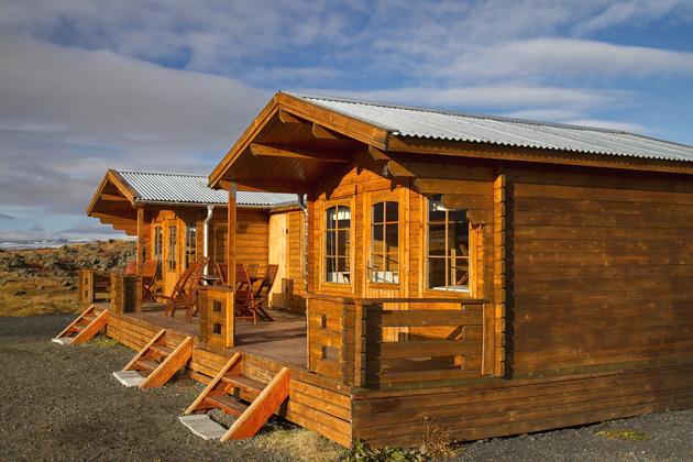 Dimmuborgir Cabins