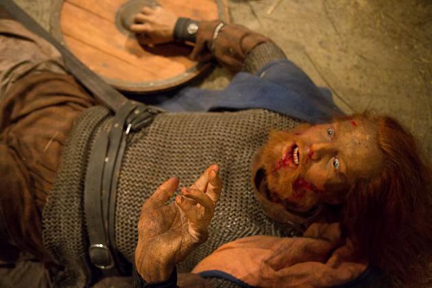 Dead Man Saga Iceland