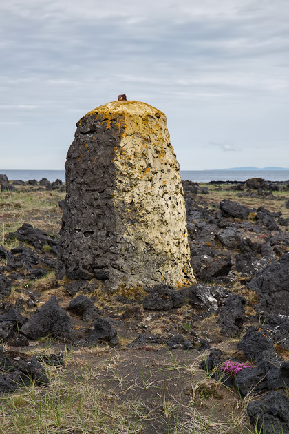 Lave Stone Tower