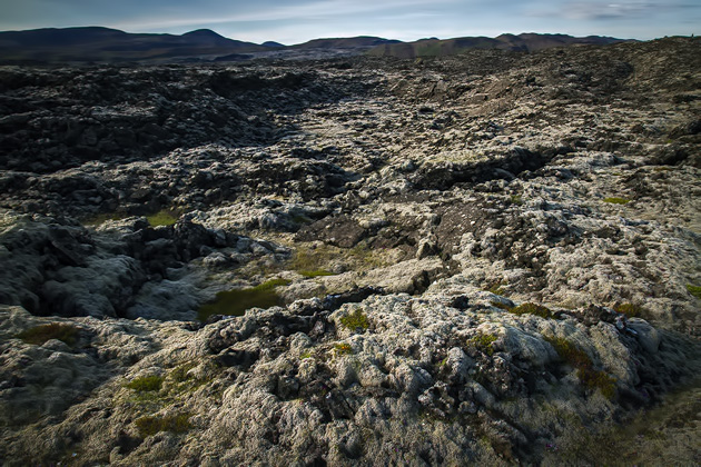 Lava Field Selatangar