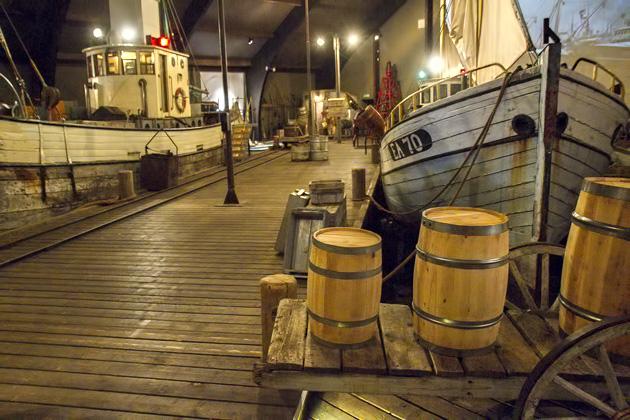 Siglufjörður's Herring Era Museum