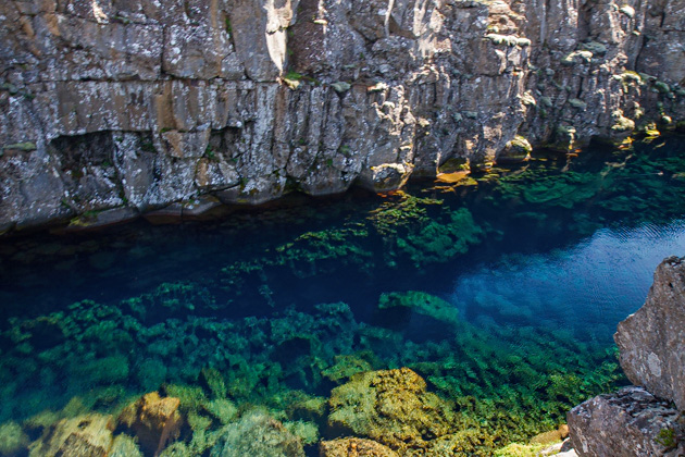 Silfra Fissure Island