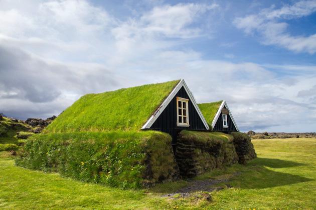 Hellissandur Houses