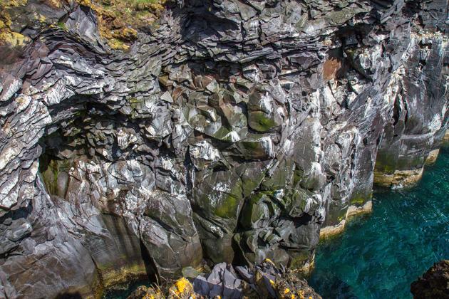 Hellnar Cliffs