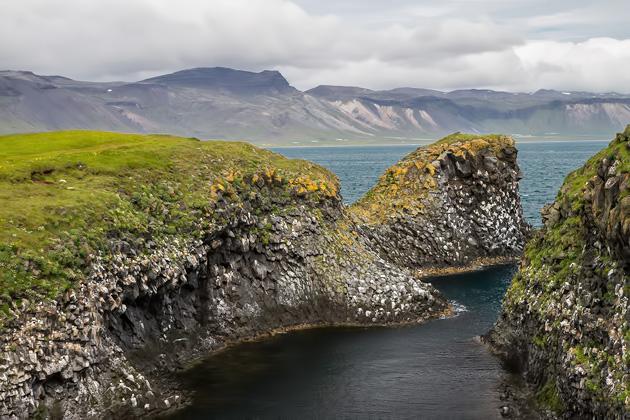 Amazing Landscaped Iceland