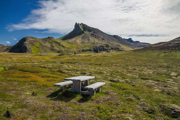 Picknick Iceland