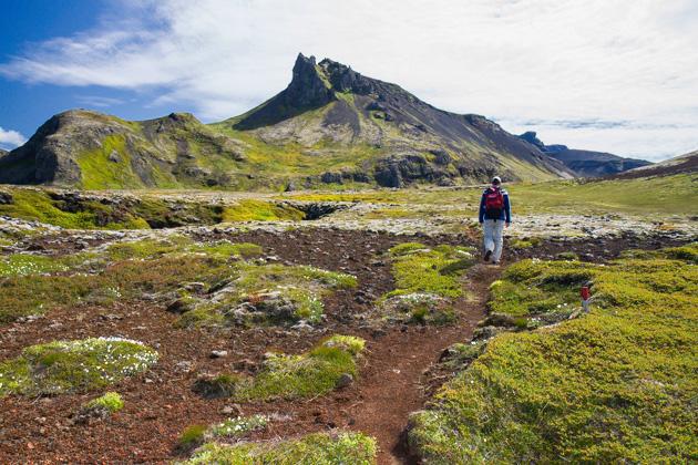 Hiking Western Snæfellsness