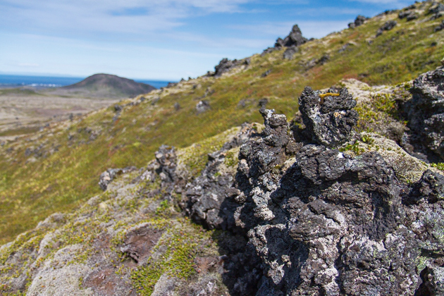 Lava Landscape Iceland