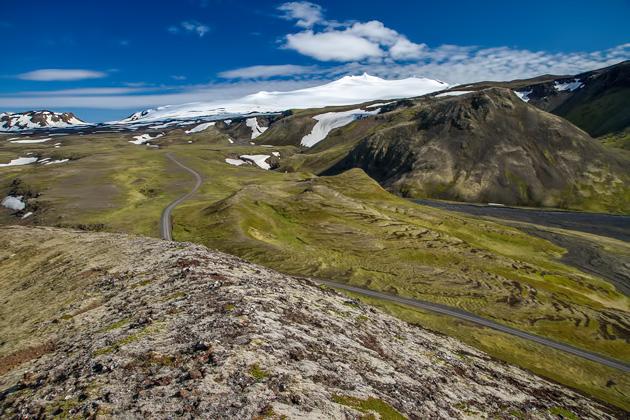 Snekkjufoss Iceland