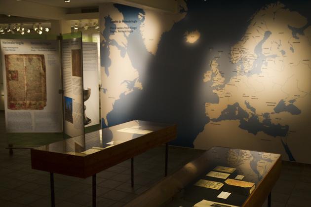 Snorri Museum Iceland