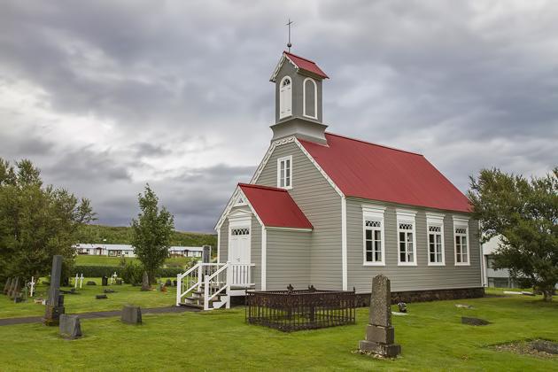 Reykholt Old Church