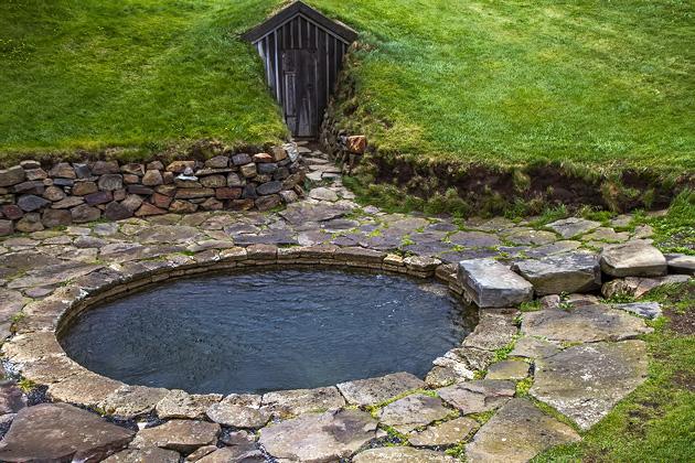 Snorri Hot Bath