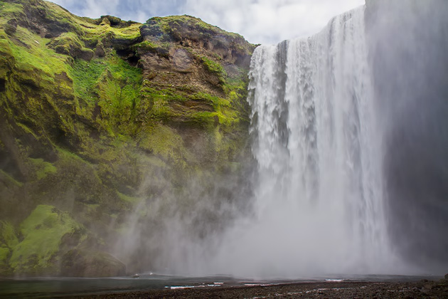 Skógarfoss Iceland