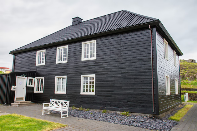 Norska Húsið Stykkishólmur