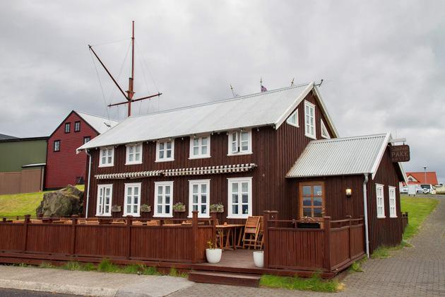 Stykkishólmur Haus