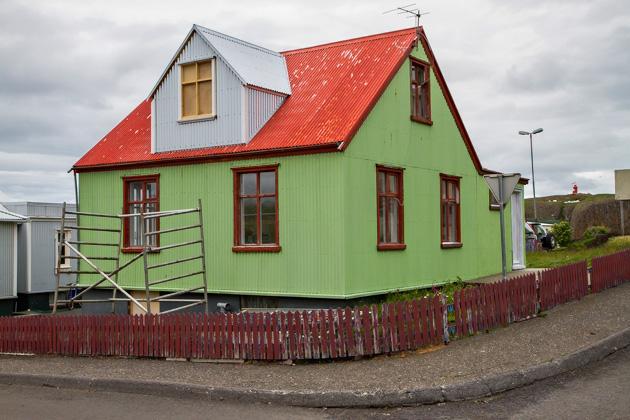 Stykkishólmur House