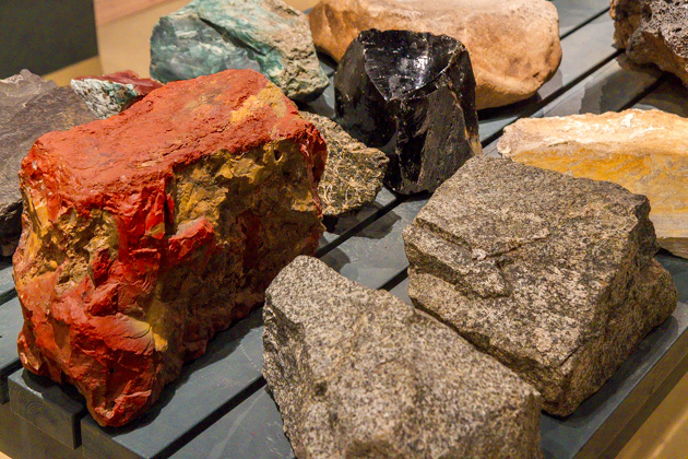 Eldfjallasafn Volcano Museum