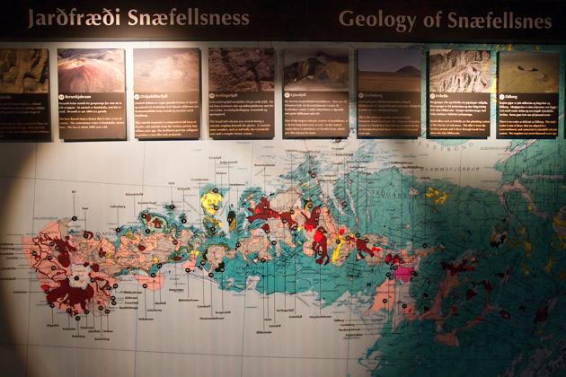 Vulkan Museum Island