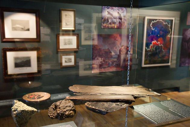 Volcano Museum Stykkishólmur