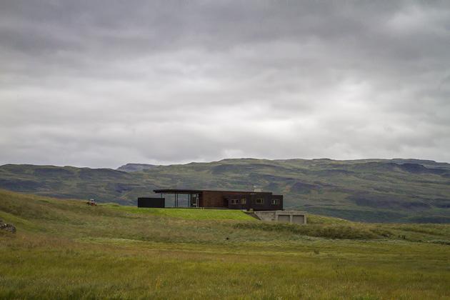 Modern Villa Iceland