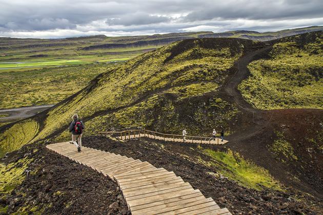 Grábrók Iceland